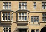 Hôtel Oxford - Mercure Oxford Eastgate Hotel-2