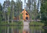 Location vacances Roberval - Les Chalets du Lac Serein (Milot)-3