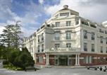 Hôtel Ruesga - Castilla Termal Balneario Solares-2