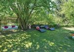 Location vacances  Haute-Vienne - Three-Bedroom Holiday Home in Marval-4
