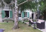 Location vacances Chaumont-sur-Loire - Bed & Breakfast Villa Vino-1