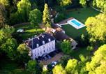 Hôtel 4 étoiles Tournus - Château de Challanges-1