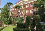 Hôtel Marmaris - Blue Yacht Marina Apart Hotel-4