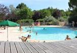 Camping avec WIFI Saint-Martin-d'Entraunes - Camping Forcalquier-1