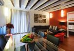 Location vacances Castille-La-Manche - Apartamentos Abad Toledo-4