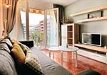 Location vacances Catalogne - Two-Bedroom Apartment in Pineda de Mar-2