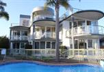 Hôtel Merimbula - The Palms Apartments-3