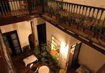 Hôtel Cuenca - A Casa Naranja-3