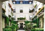 Hôtel 5 étoiles Paris - Relais Christine-1