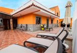 Location vacances Gáldar - Casa Marjoes - Terrace, Bbq and Parking-1