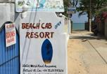 Hôtel Arugam - Beach Cab Resort-3