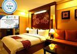 Hôtel Lat Krabang - Mariya Boutique Hotel At Suvarnabhumi Airport-3