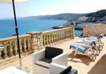 Location vacances Santa Cesarea Terme - Appartamento Vista Mare Castro Marina-3