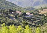 Location vacances Elche de la Sierra - Casas Rurales Tio Frasquito y Cleto-2