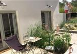 Hôtel Versailles - Studio avec terrasse, calme, parking privé, proche château-2