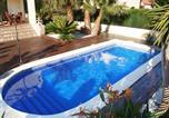 Location vacances l'Ametlla de Mar - Enthralling Holiday Home in Ametlla de Mar with Private Pool-3