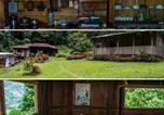 Camping Colombie - Zona de camping y camarotes-3