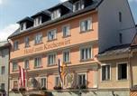 Hôtel Sankt Sebastian - Hotel zum Kirchenwirt-1