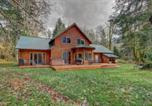 Location vacances Welches - Wy' East Log Lodge-3