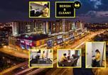 Hôtel Kuching - Luco Apartments @ Viva City Megamall