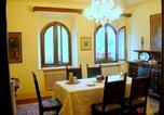 Location vacances Montefalcone Appennino - Santa Vittoria in Matenano Villa Sleeps 9 Pool Wifi-4