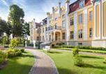 Hôtel Gdynia - Relais & Châteaux Hotel Quadrille-3