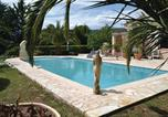 Location vacances Auribeau-sur-Siagne - Holiday home Peymeinade Ab-1531-4