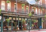 Hôtel Eureka Springs - New Orleans Hotel Eureka Springs