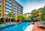 Hôtel Pattaya - Hotel Amber Pattaya-1