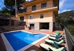 Location vacances Sant Cebria de Vallalta - Casa Roure 3-1