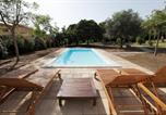Location vacances Castrofilippo - Villa Alexa Garden & Relax-3