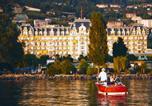 Hôtel 5 étoiles Essert-Romand - Fairmont Le Montreux Palace-1