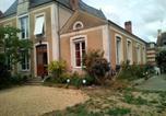 Hôtel Saint-Paterne - La Roseraie-4