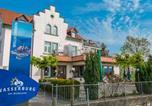 Hôtel Rorschacherberg - See-Hostel Wasserburg am Bodensee-1
