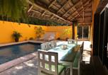 Location vacances Isla Mujeres - Arrecifes House-1