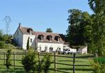 Hôtel Thésée - Les Roulottes De La Fontaine De La Chapiniere-3