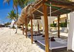 Location vacances Isla Mujeres - Tropical apartment-1