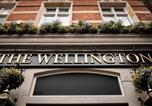 Hôtel Londres - The Wellington Hotel-1