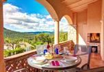 Location vacances Pals - Pals Villa Sleeps 4 Pool Wifi-1