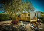 Camping avec Piscine couverte / chauffée Nages - Camping La Nautique-4