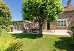 Location vacances Saint-Pardoux-Corbier - Sunlit Holiday Home in Meilhards with Private Pool-1
