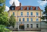 Hôtel Benneckenstein (Harz) - Regiohotel Quedlinburger Hof-2