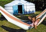 Camping avec Hébergements insolites Le Grau-du-Roi - La Sorguette Airotel-4