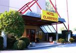 Hôtel Belgique - Hotel Class'Eco Namur-1