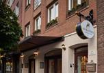 Location vacances Düsseldorf - Apartment-Hotel am Rathaus-1