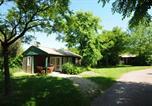 Camping avec Quartiers VIP / Premium Montjean-sur-Loire - Camping La Bretèche-2