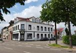 Hôtel Baden-Baden - Best business bühl - boardinghouse-2