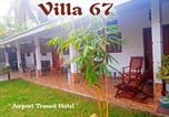 Hôtel Negombo - Villa 67-1