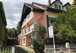 Location vacances Hévíz - Friends Villa Apartments 2-1