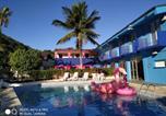Hôtel Ubatuba - Hotel Costa Azul-1